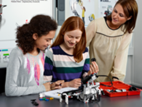 Все о Lego Mindstorms Education EV3