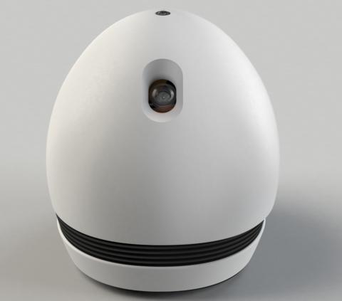 Домашний робот Keecker