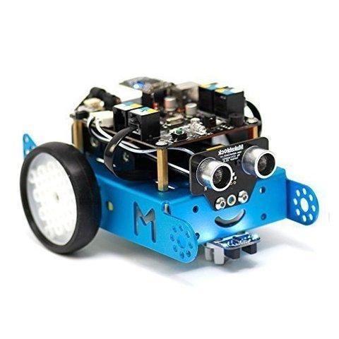 Образовательный набор mBot v1.1-Blue (2.4G Version)