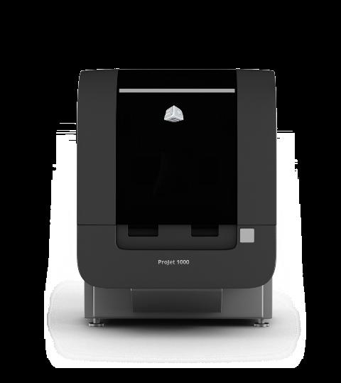 3D Принтер 3DSystems ProJet 1000