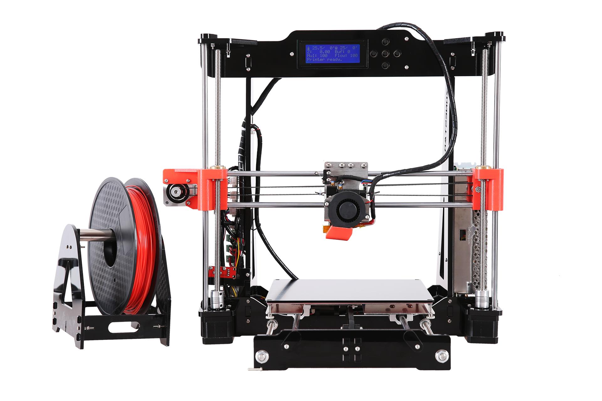 3D принтер PRUSA I3 RECO 3d принтер starlight 3d