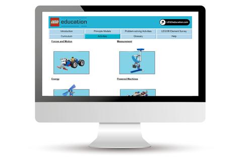 Комплект заданий базового уровня Lego Education