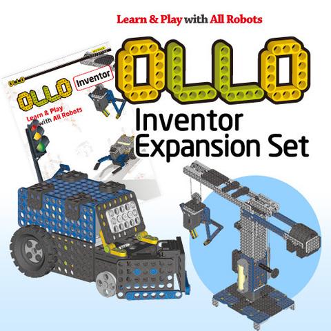 OLLO Inventor Expansion Kit