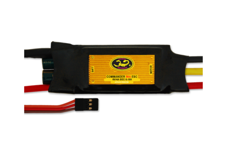Scorpion Brushless ESC V2 90A