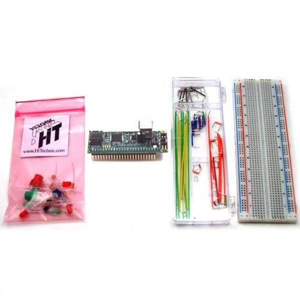 Экспериментальный набор HiTechnic СуперПро к микрокомпьютеру NXT (14+)