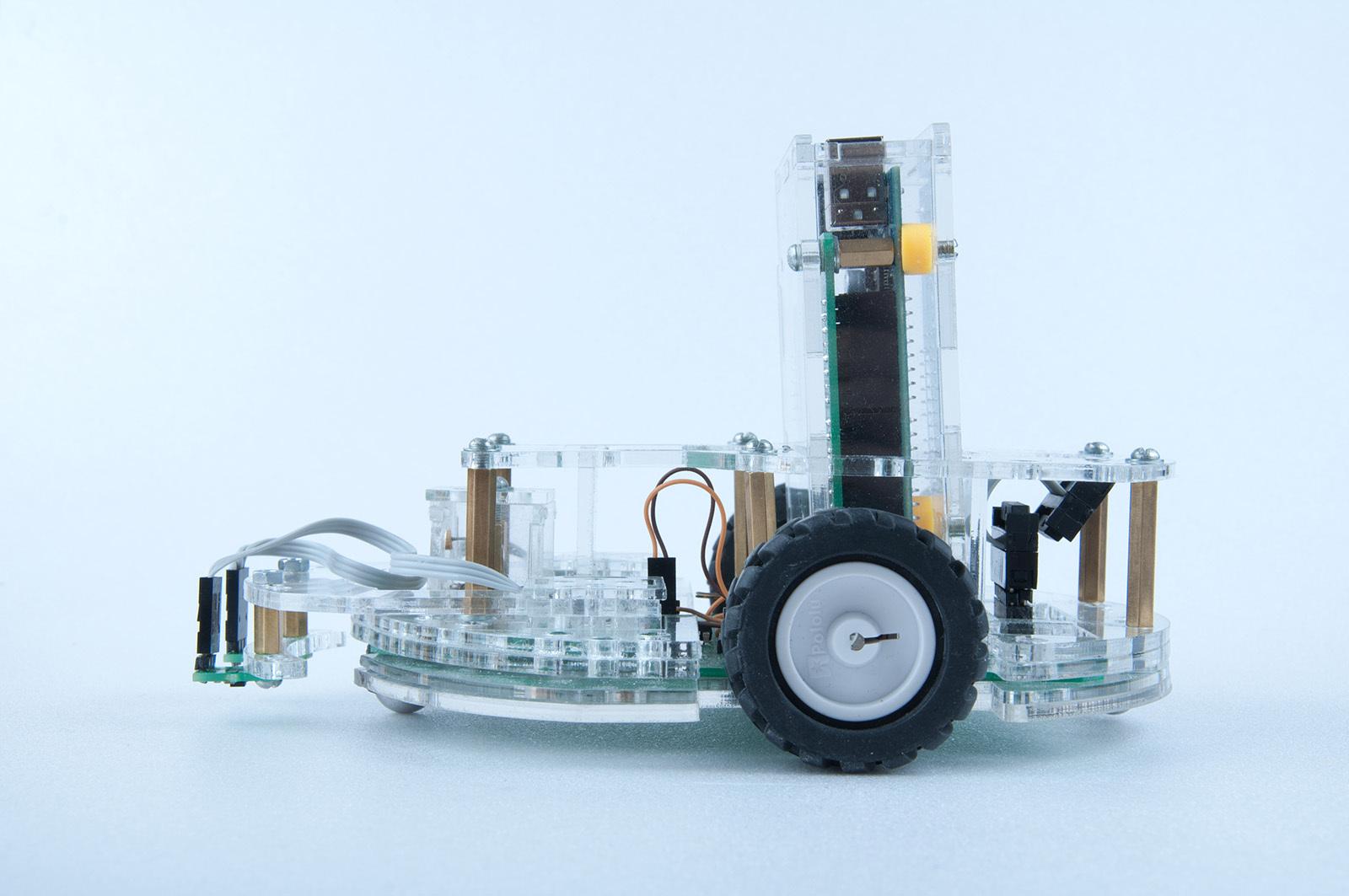 Робоплатформа ScratchDuino роботизированный комплекс локомат цены