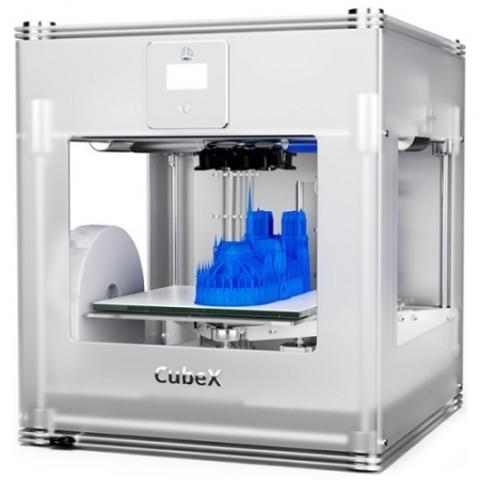 3D принтер 3D Systems CubeX - One