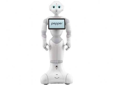 Андроидный робот Pepper