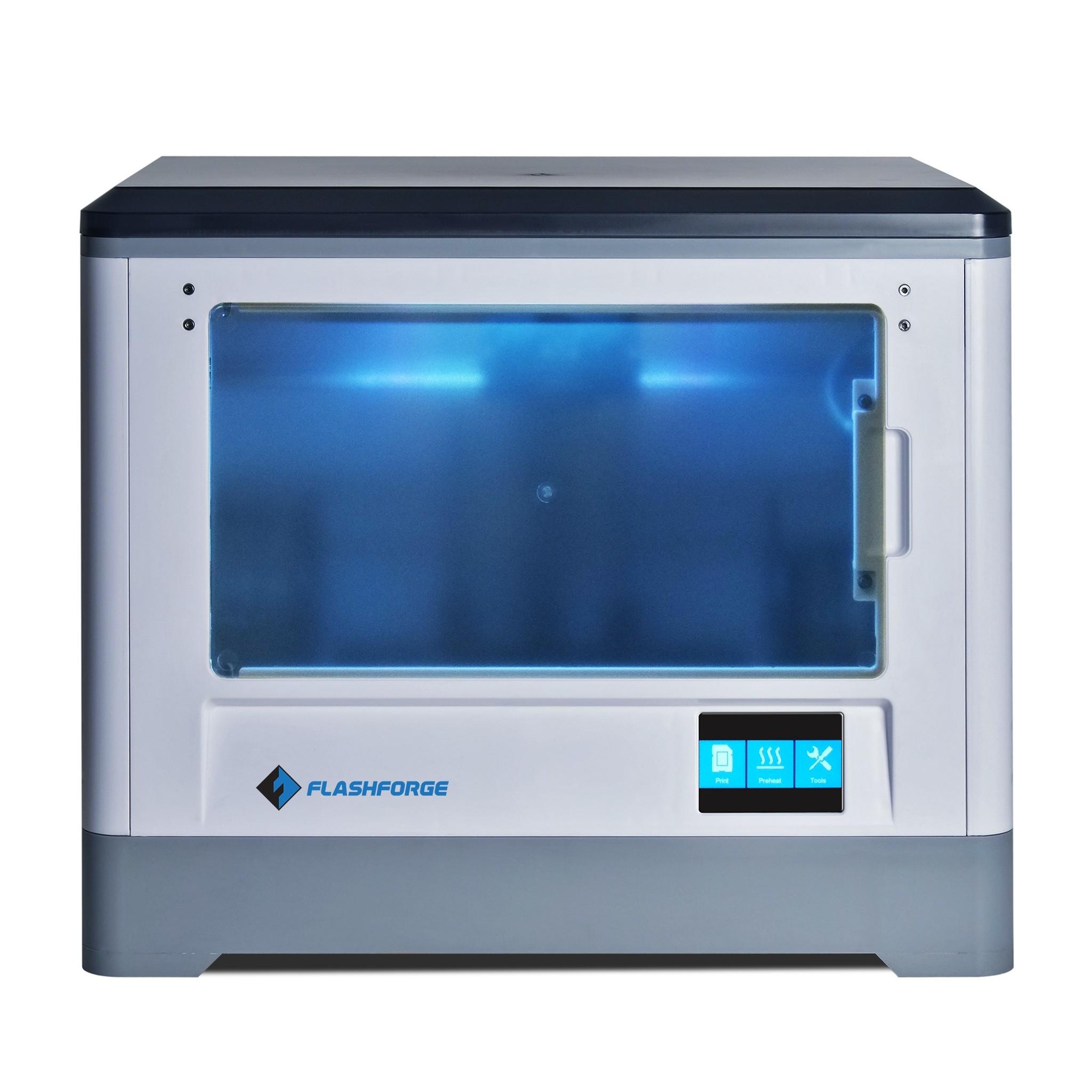 3D принтер Flashforge Dreamer какой принтер для дома современный но не дорогой