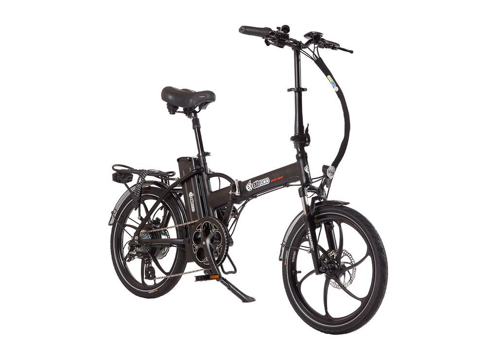 Электровелосипед ELTRECO JAZZ 500W SPOKE
