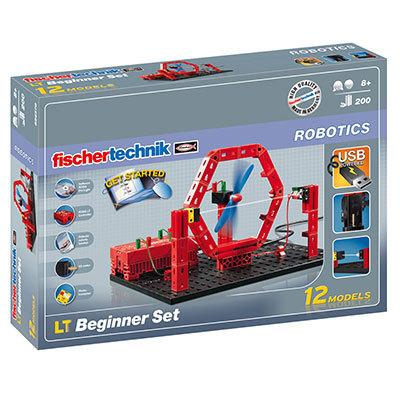 Fischertechnik ROBOTICS LT Стартовый набор fischertechnik 3d принтер