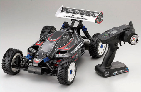 Kyosho Inferno VE 2.0 Race Spec 4WD 2.4Ghz