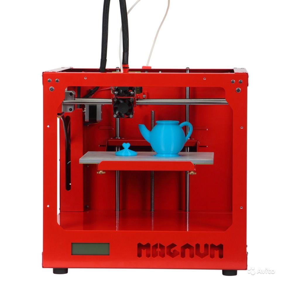 3D принтер Magnum Creative 2 PRO 3d принтер magnum creative 2 uni