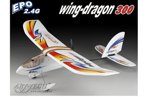 Art-Tech Wing-Dragon 300 Class 2.4Ghz
