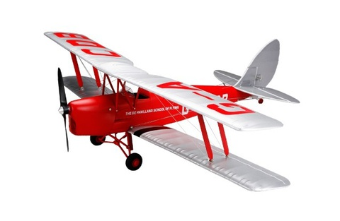 Art-Tech Mini Tiger-Moth 2.4Ghz (красный)