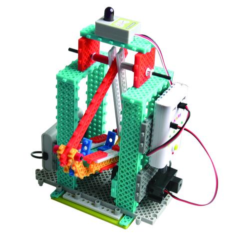 Роботы-конструкторы MRT2 junior (новая версия KICKY junior)