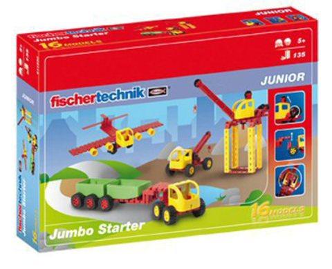 Fischertechnik Junior Гигант