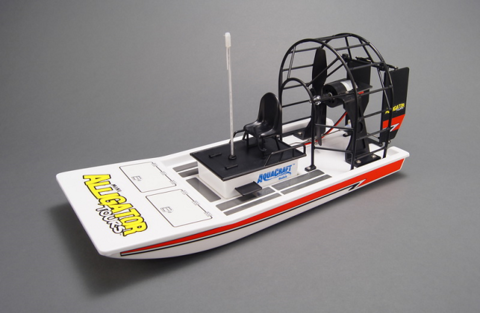 Aquacraft Alligator Tour Airboat A4 27Mhz