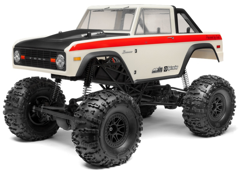 HPI King 1973 Ford Bronco
