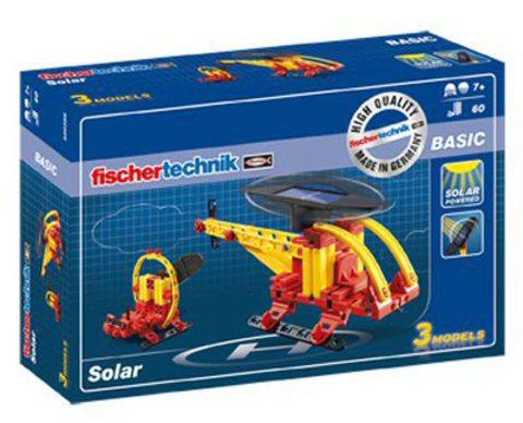 Fischertechnik Basic Энергия солнца