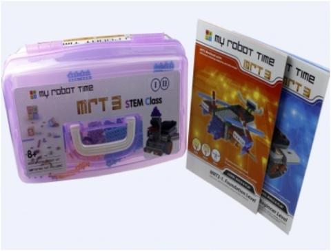 Робо-конструктор HunaRobo MRT3 1+2
