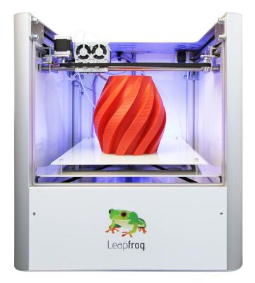 3D принтер Leapfrog Creatr 2 3d принтер