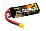 Black Magic Li-pol 11.1V 2700mAh, 25C, 3s1p, XT60 для Phantom