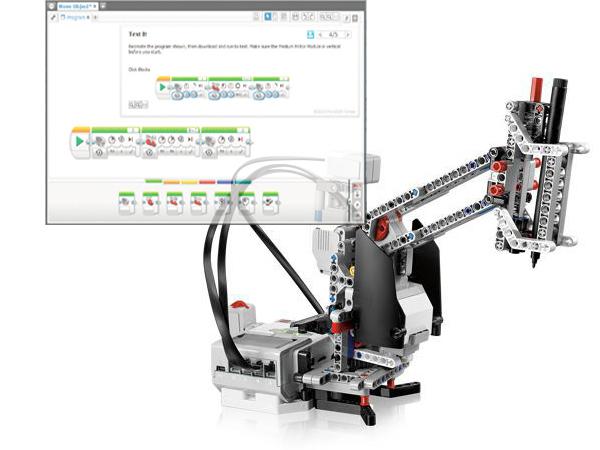 все цены на  Комплект заданий Lego Mindstorms EV3