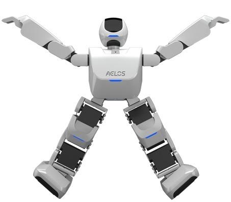 Робот Leju Aelos 1 - Робототехнические и программируемые конструкторы