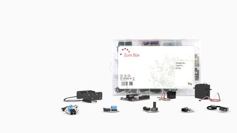 Набор для сборки роботов BQ Zum Box