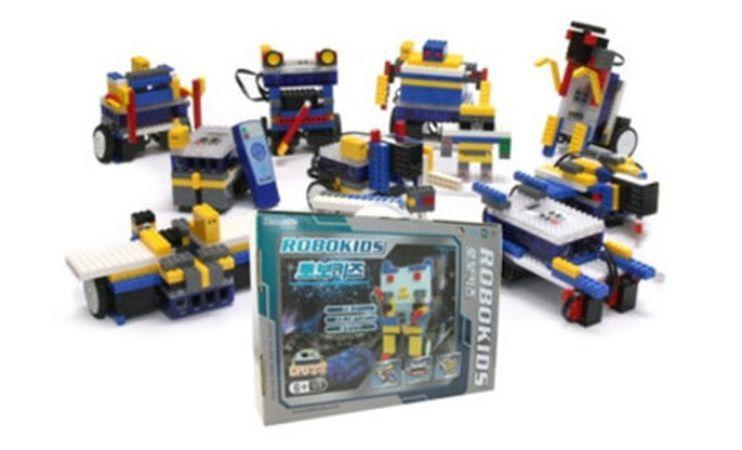 Робототехнический набор Robo Kids 2 Roborobo