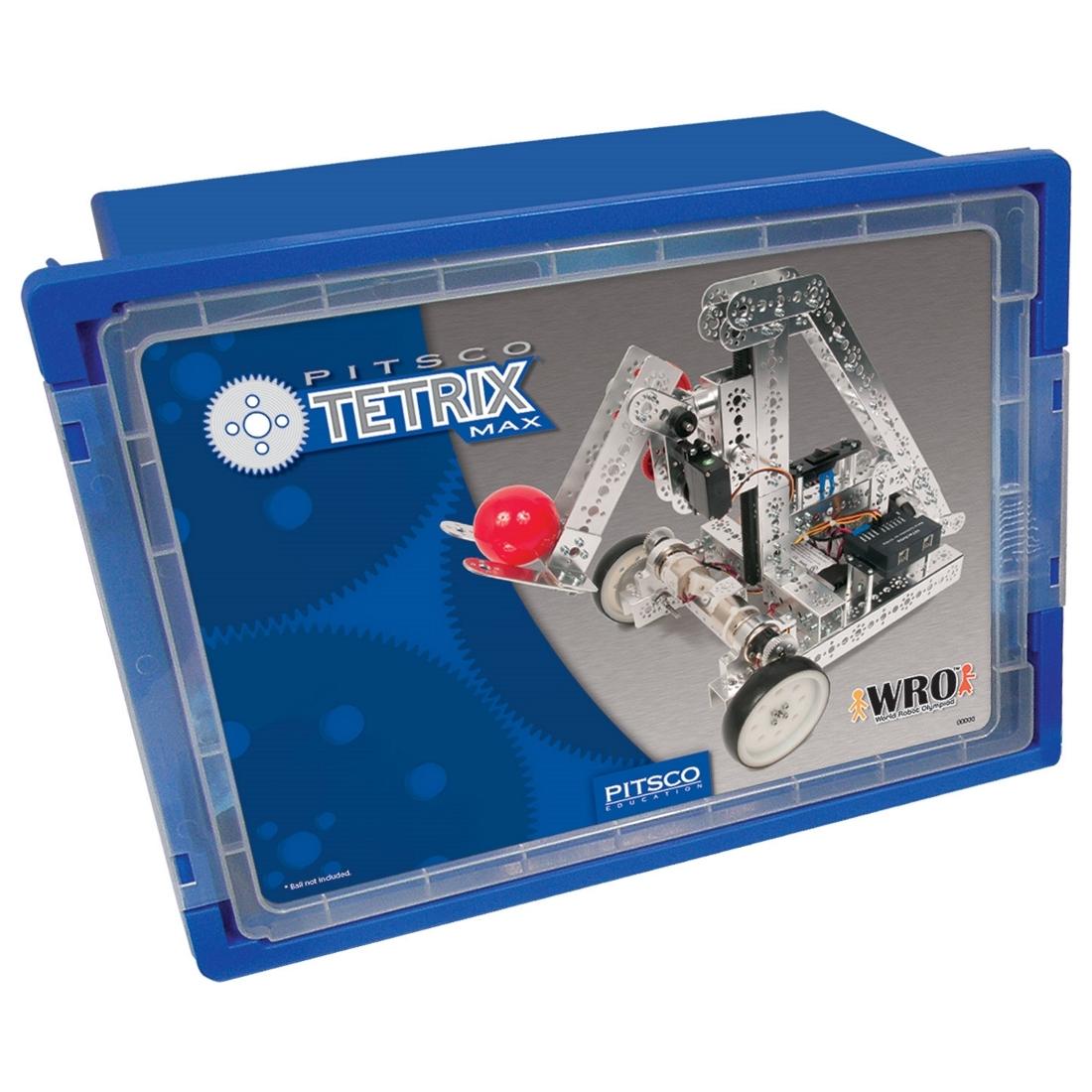 Набор TETRIX для подготовки к соревнованиям WRO 41234 набор tetrix приступая к работе для группы