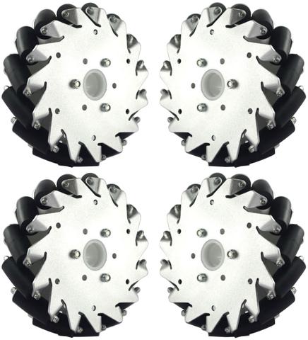 Набор из 4х колес Mecanum, 152мм