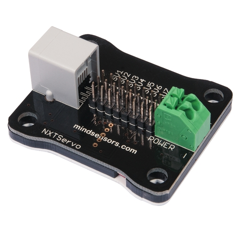 Модуль NXT Servo-V3 TETRIX 40959