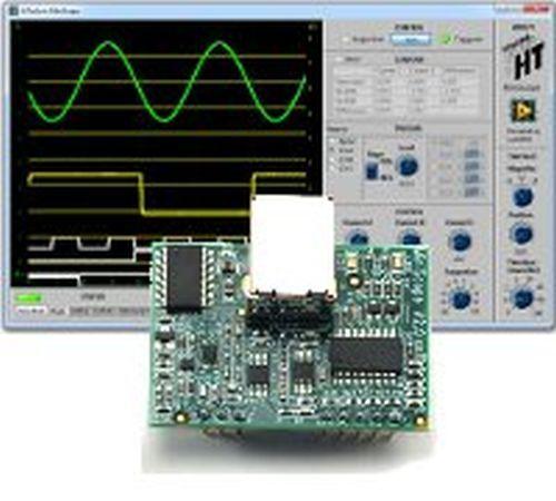 Двухканальный цифровой осциллограф MiniScope