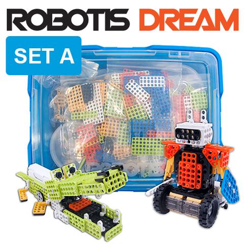 ROBOTIS DREAM Set A (Набор A) dream a dream лежебоки розовый