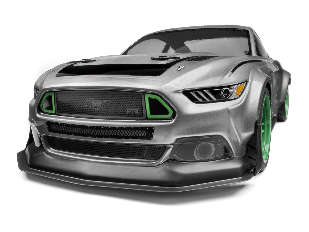 Туринг 1/10 - RS4 SPORT 3 2015 FORD MUSTANG RTR SPEC 5 радиоуправляемая машина для дрифта hpi racing rs4 sport 3 drift subaru brz 4wd rtr масштаб 1 10 2 4g