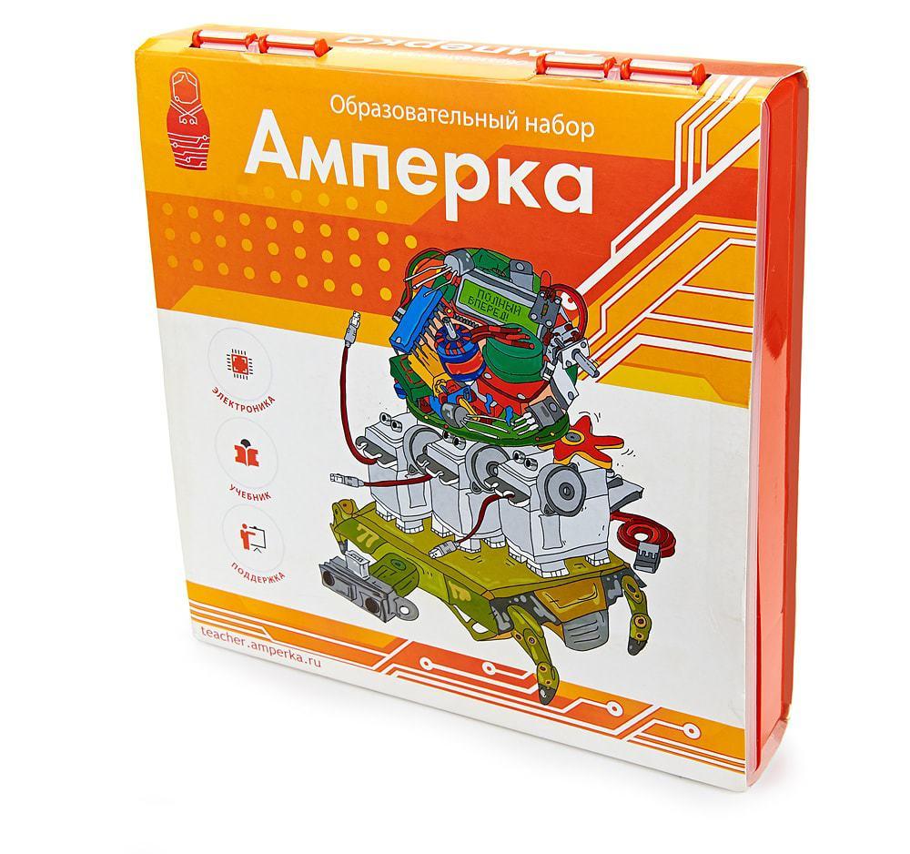 Образовательный набор «Амперка» какое оборудование купить для диагностики для автомобиля