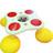 Игровой стол ЛЕГО со встроенными стульчиками