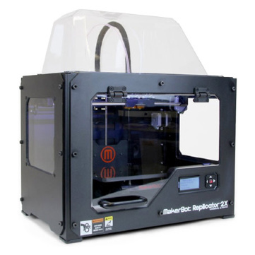 3D принтер MakerBot Replicator 2X (2 ПГ)