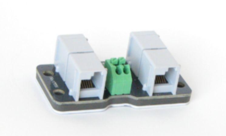 Мультиплексор для моторов NXT/EV3