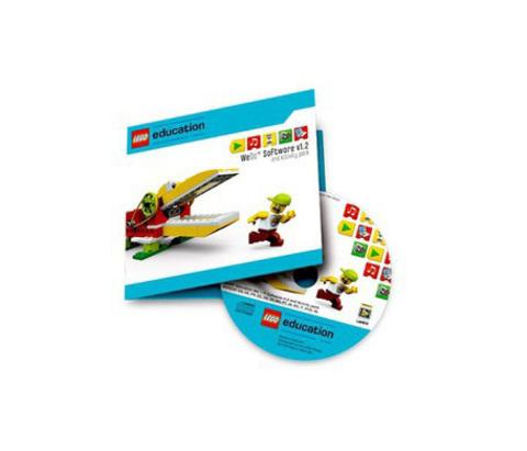 Программное обеспечение LEGO Education WeDo v.1.2 (2000097) и учебное пособие