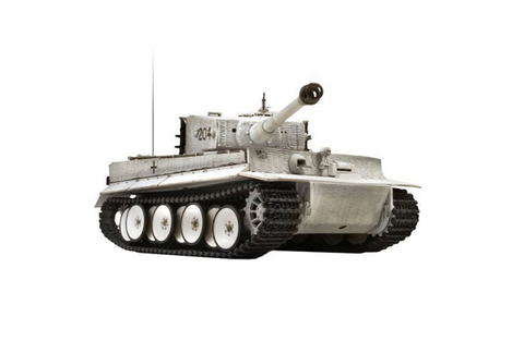 VSTank German Tiger I (зимний) 2.4Ghz (ИК)
