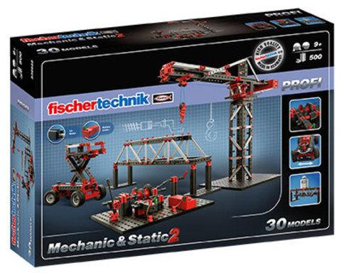 Fischertechnik Механика и статика 2