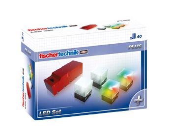 Fischertechnik Набор светодиодов fischertechnik 3d принтер