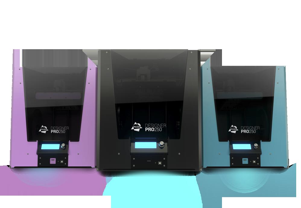 3D принтер PICASO Designer PRO 250 picaso 3d designer