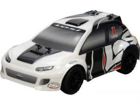 Losi 4WD Rally Car