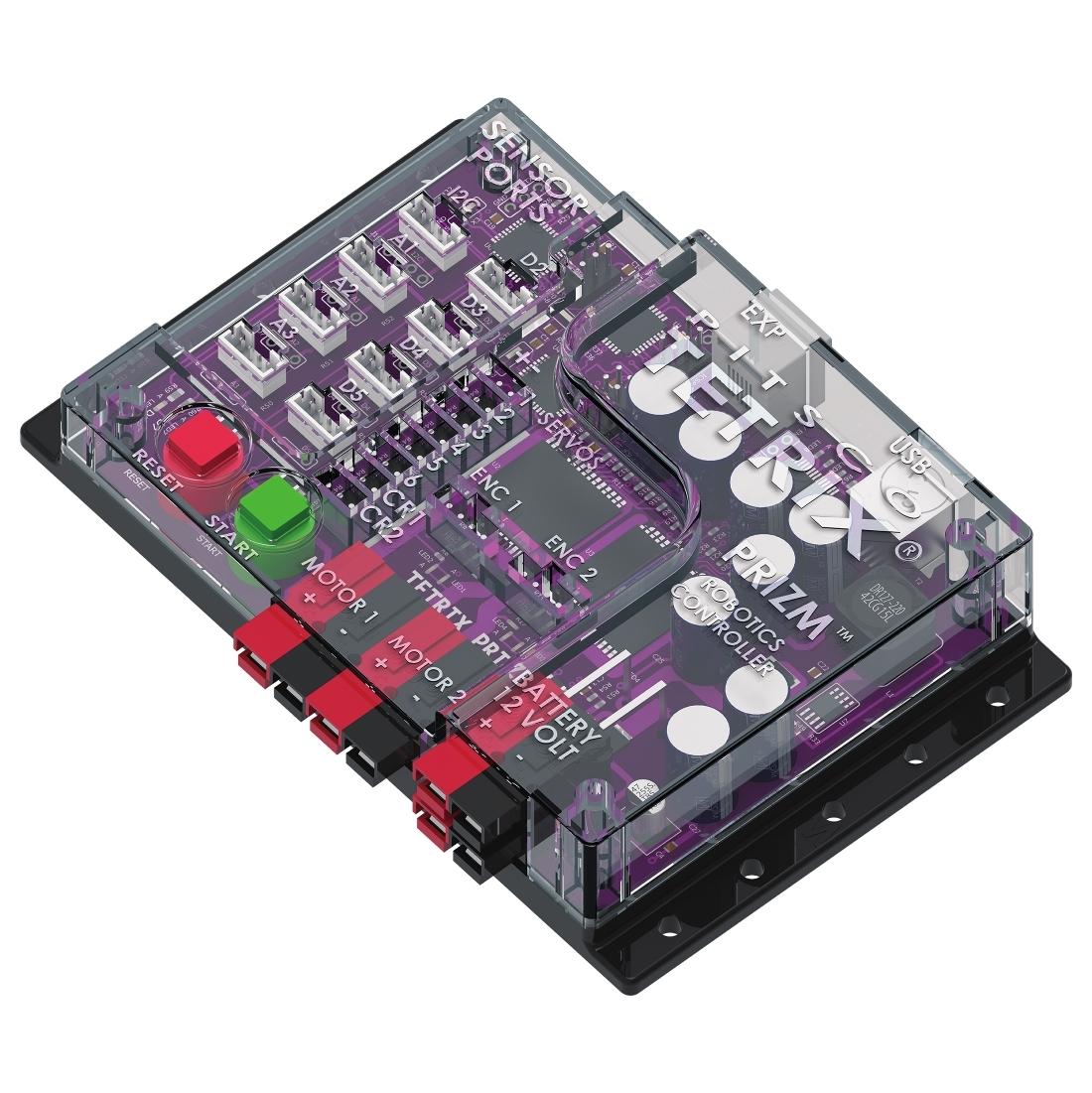 TETRIX® PRIZM® Robotics Controller