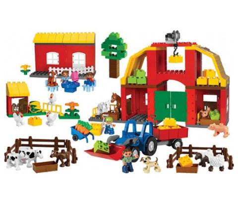 Ферма Lego Duplo