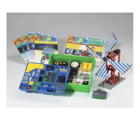 Возобновляемые источники энергии Лего 9684